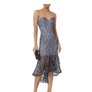 Nicholas whisper lace bra dress. Size 8. NWT